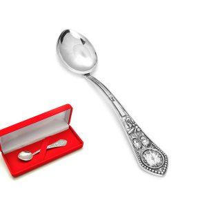 srebrna łyżeczka